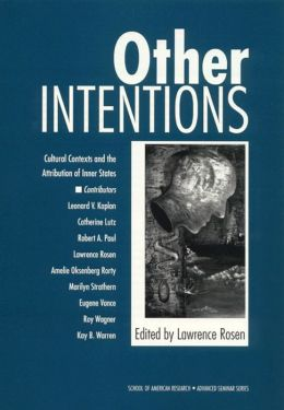 Other Intentions: Cultural Contexts and the Attribution of Inner States