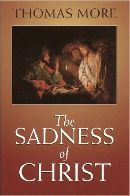 Sadness of Christ