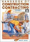 Handbook of Construction Contracting: Plans, Specs, Building