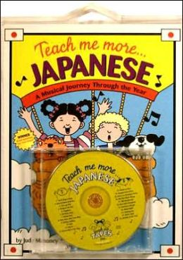 Teach Me More... Japanese W/CD: A Musical Journey Through the Year