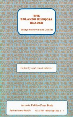 Rolando Hinojosa Reader