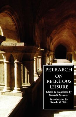 On Religious Leisure (De Otio Religioso)