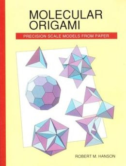 Molecular Origami: Precision Scale Models from Paper