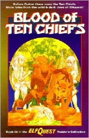 Elfquest Book #9b: Blood of Ten Chiefs