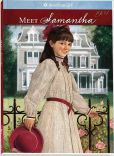 Book Cover Image. Title: Meet Samantha (American Girls Collection Series:  Samantha #1), Author: Susan S. Adler
