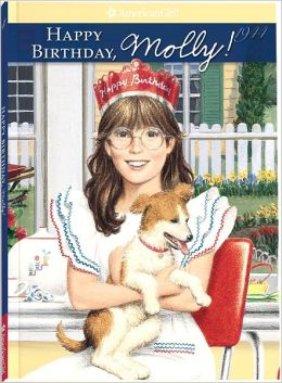 Happy Birthday, Molly!: A Springtime Story (American Girls Collection Series: Molly #4)