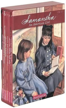 Samantha: An American Girl Boxed Set (American Girls Collection Series: Samantha #1-6)