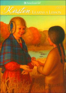 Kirsten Learns a Lesson: A School Story (American Girls Collection Series: Kirsten #2)