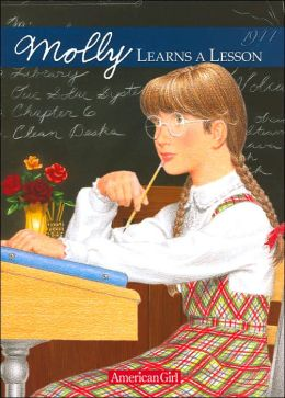 Molly Learns a Lesson: A School Story (American Girls Collection Series: Molly #2)