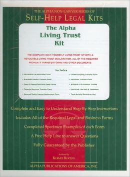 The Alpha Living Trust Kit: National Edition