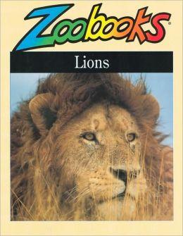 Lions (Zoobooks Series)