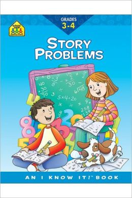 Story Problems 3-4-Workbook
