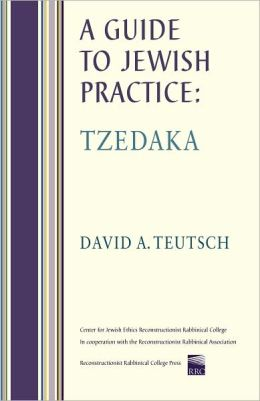 Guide to Jewish Practice: Tzedaka