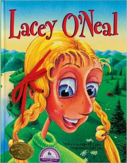 Lacey O'Neal: A Shoelace Book