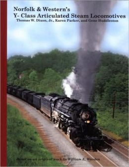 Norfolk & Western's Y-Class Articulated Steam Locomotives