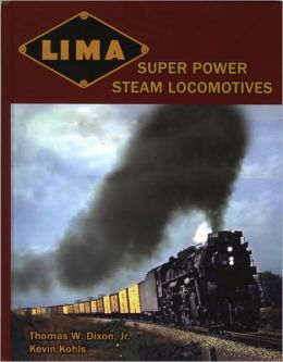 Lima Super Power Steam Locomotives
