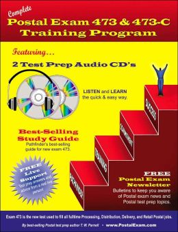Complete Postal Exam 473 & 473-C Training Program