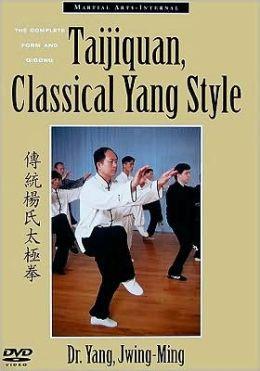 Taijiquan, Classical Yang Style