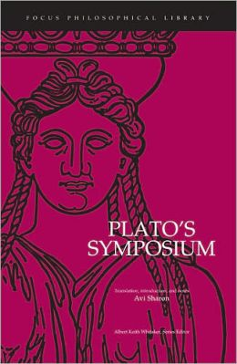 plato's symposium Get this from a library plato's symposium [plato seth benardete allan bloom] -- counter plato, allan bloom wrote, is the most erotic of philosophers, and his symposium is one of the.