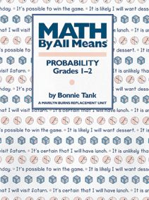Math by All Means: Probability Grades 1-2