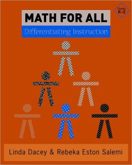 Math for All: Differentiating Instruction, Grades K-2