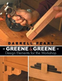 Greene and Greene: Design Elements for the Workshop