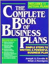 The Complete Book of Business Plans: Simple Steps to Writing a Powerful Business Plan