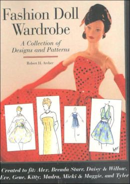 Fashion Doll Wardrobe Collection Robert H. Archer