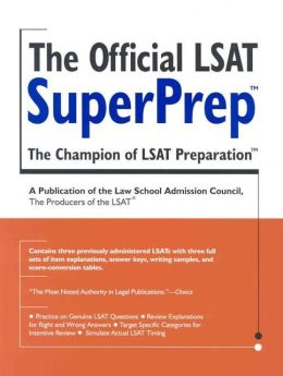 Official LSAT Super Prep