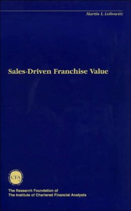 Sales-driven Franchise Value