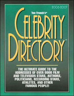 Ten-Tronck's Celebrity Directory