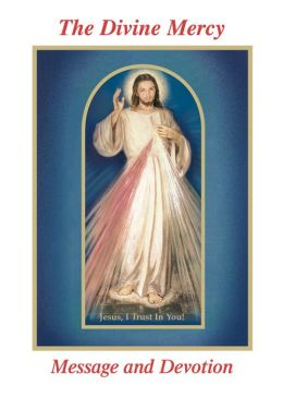 Divine Mercy Message & Devotion (Large Print Booklet)