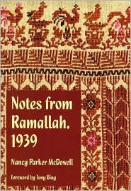 Notes from Ramallah 1939