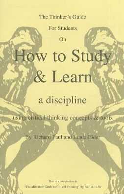 Miniature Guide for Students on how to Study and Learn a Discipline