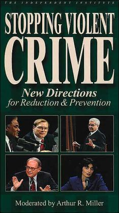 Stopping Violent Crime: New Directions for Reduction and Prevention