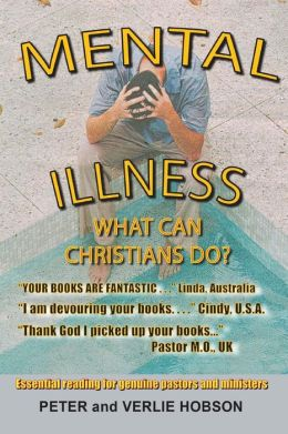 Mental Illness - What Can Christians Do?