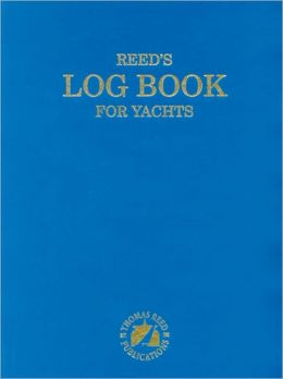 Reeds Logbook for Yachts - spiralbound