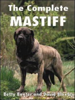 Complete Mastiff