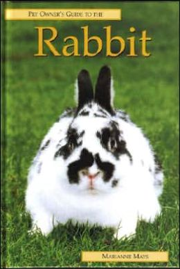 Pet Owner's Guide to Rabbits