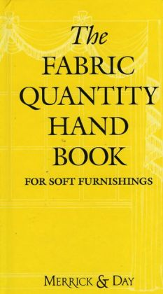 Fabric Quantity Handbook -- Metric