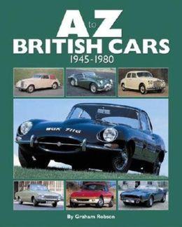 A-Z British Cars: 1945-1980