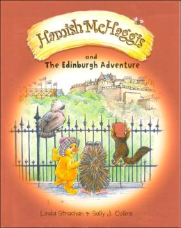 Hamish Mchaggis and the Edinburgh Adventure