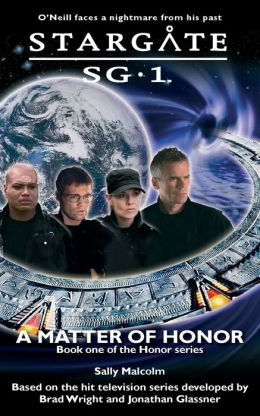 Stargate SG-1 #3: A Matter of Honor