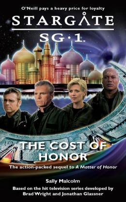 Stargate SG-1 #5: The Cost of Honor