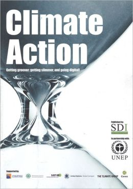 Climate Action - Getting Greener: Getting Slimmer and Going Digital