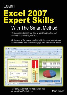 Learn Excel 2007 Expert Skills Withthe Smart Method