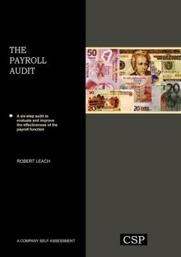 The Payroll Audit