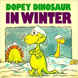 Dopey Dinosaur in Winter