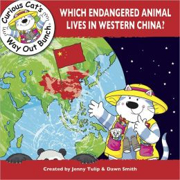 Which Endangered Animal Lives in Western China?