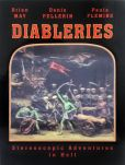 Book Cover Image. Title: Diableries:  Stereoscopic Adventures in Hell, Author: Brian May